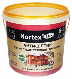 Nortex®-Lux (НОРТЕКС®-ЛЮКС) для бетона 20 кг